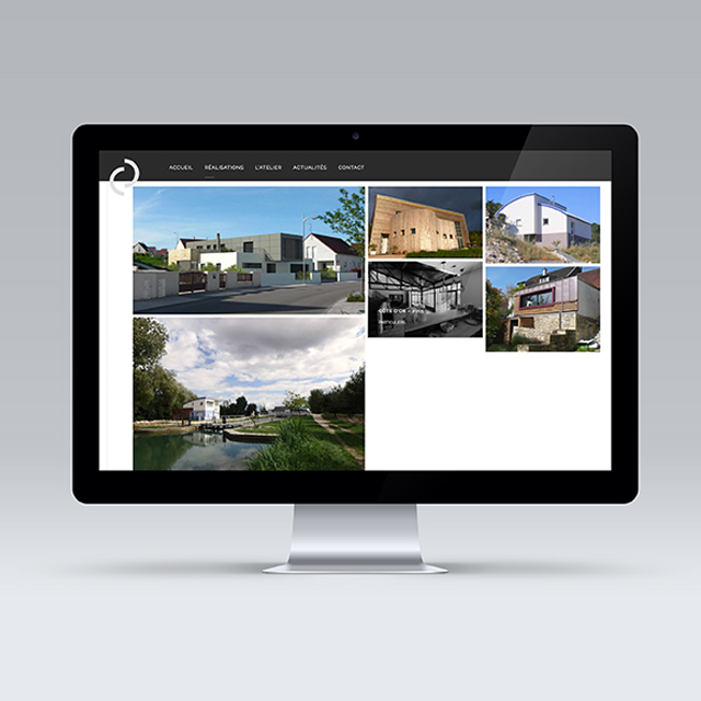 Atelier Dedans Dehors, site
